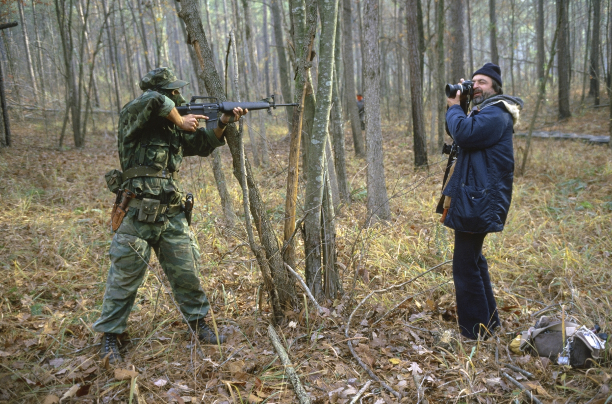 Region of Huntsville, AL - December 6th and 7th 1980.